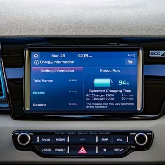 كيا سيارة Niro hybrids 2021