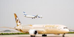 """الاتحاد الإماراتية توقع اتفاقا مع """"إسرا إير"""" لتدريب الطيارين"""