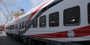 مصر تستقبل دفعة من عربات القطارات الروسية