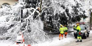 مقتل 3 أشخاص جراء انهيارات ثلجية غرب سويسرا