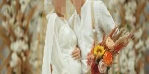 عروس حامل تثير جدلا واسعا في مصر..بالصور