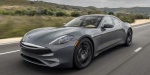 Karma تريد تشغيل السيارات الكهربائية بخلية وقود الميثانول