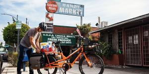 Yuba تطلق دراجة الشحن الكهربائية بسعر 3200 دولار