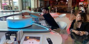 RoboCafe في دبي .. مقهى مثالي في ظل الوباء