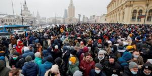 الشرطة الروسية تستخدم التكنولوجيا الرقمية ضد المتظاهرين