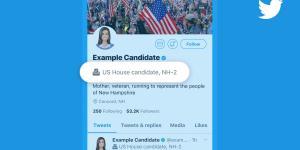 تويتر تخطط لتسمية الحسابات الشخصية لرؤساء الدول