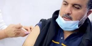 آخر فيديو للفنان الكويتيالبلام أثناء تلقيه الجرعة الأولى من لقاح كورونا