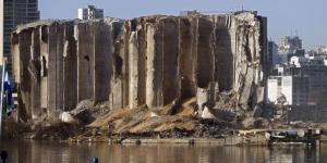 خطة فرنسيه لإعادة بناء مرفأ بيروت
