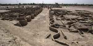 العثور على مدينة مفقودة في مصر يتجاوز عمرها 3400 سنة