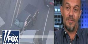 حيلة سائق عربي للقبض على قاتل -فيديو