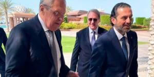 لافروف للحريري: شكلوا حكومة مهمة تكنوقراط مقتدرة