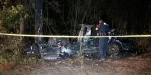 مقتل شخصين إثر حادث لسيارة تسلا من دون سائق