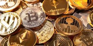 العملات الافتراضية تواصل تراجعها والبيتكوين عند 55 ألف دولار
