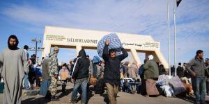 الاعلان عن عودة العمالة المصرية إلى ليبيا