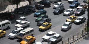 سوريا : السماح للمركبات الخاصة بنقل الركاب