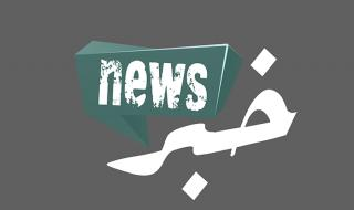 مشهد ساخر لسيدة تقلد جنود المارينز (فيديو)