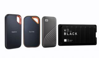 ويسترن ديجيتال تضاعف التخزين في أقراص SSD المحمولة