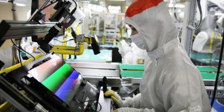 سامسونج تنتج شاشات OLED للحواسيب المحمولة