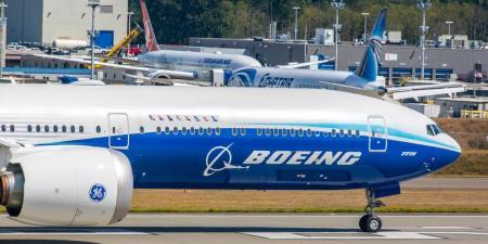 """""""بوينغ"""" ترجئ إطلاق """"777.إكس"""" وتعلن عن خسائر ضخمة"""