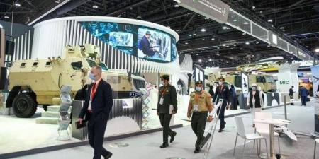 شركات سلاح إسرائيلية تسجل حضورها الأول بمعرض آيدكس بالإمارات