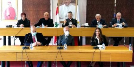"""""""سيدة الجبل"""" والتجمع الوطني والمبادرة الوطنية في بكركي: لجبهة وطنية عريضة لتحرير الشرعية"""