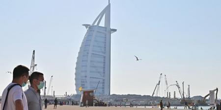 دبي : انهيار السياحة بعد انتشار سلالات كورونا الجديدة