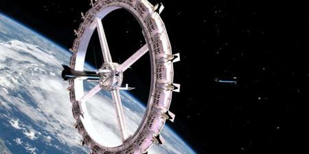 Voyager Station .. فندق فضائي يفتتح أبوابه في 2027