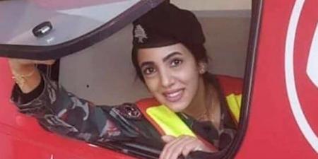 نصب تذكاري لأول شهيدة أنثى في السلك العسكري