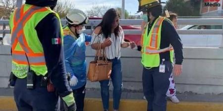 المكسيك :حادث سير يكشف خيانة زوجية
