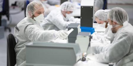 ارتفاع الطلبيات الصناعية في ألمانيا بفضل قوة الطلب الخارجي