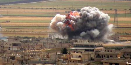 """إصابة 6 أطفال بإنفجار """"جسم غريب"""" في ريف حماة"""