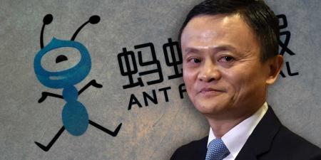 Ant Group الصينية تستكشف طرقًا لخروج جاك ما