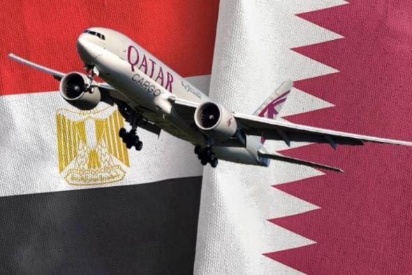 مصر تعتزم فتح المجال الجوي أمام الطائرات القطرية