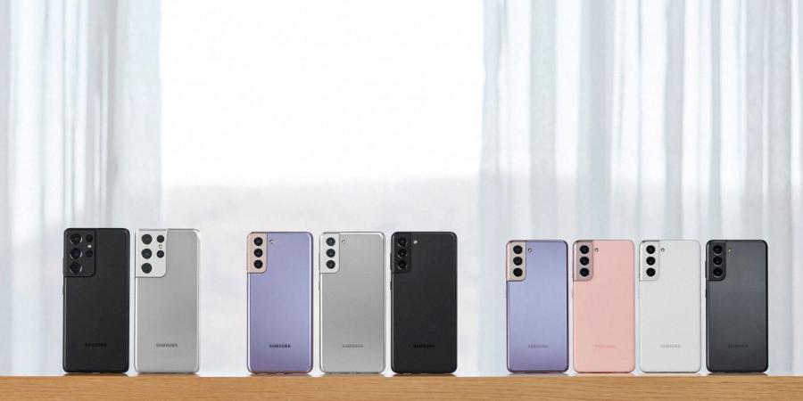 سامسونج تعلن رسميًا عن تشكيلة Galaxy S21