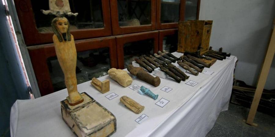 مصر تسترد 5 آلاف قطعة أثرية من الولايات المتحدة