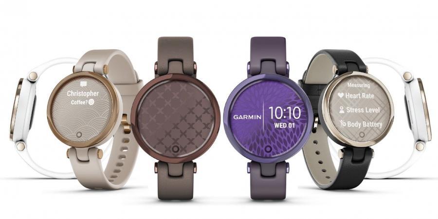 جارمين: Lily هي الساعة الذكية التي تنتظرها النساء