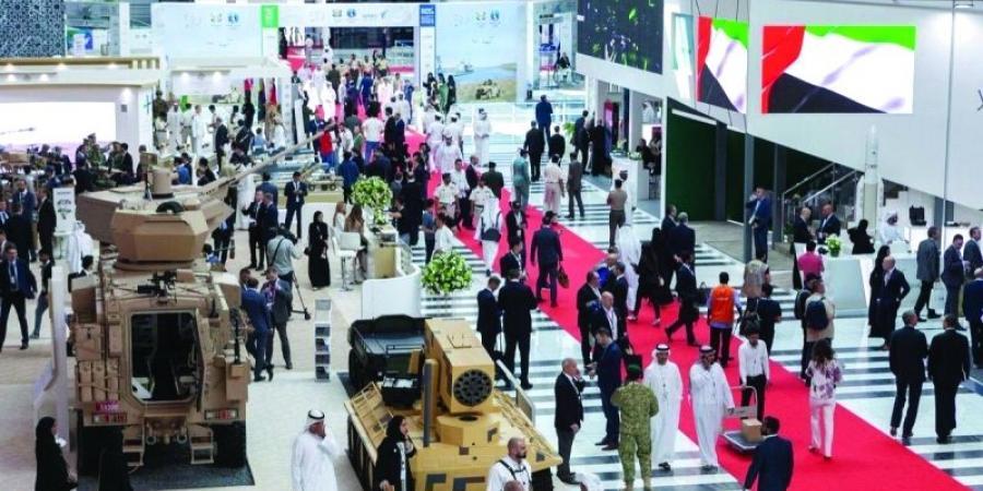 """انطلاق معرضي """"آيدكس ونافدكس2021 """" في أبوظبي"""