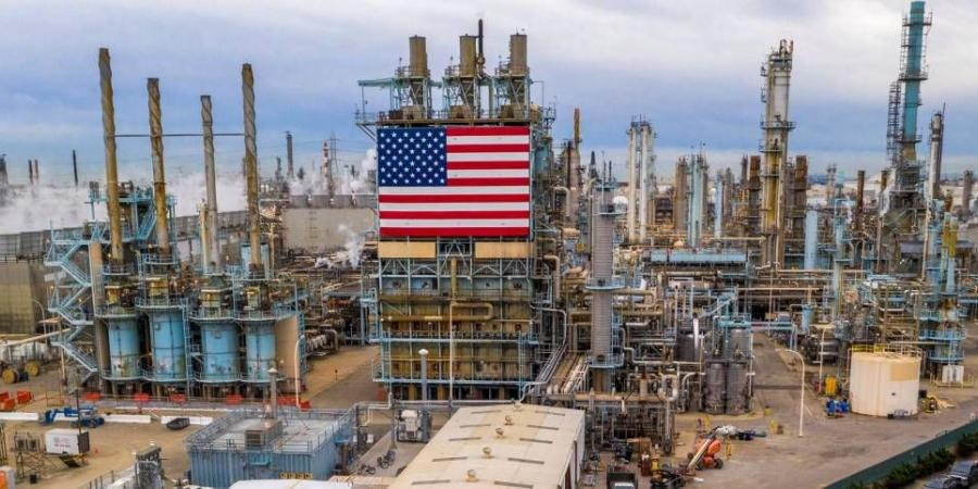 انهيار إنتاج النفط والغاز في الولايات المتحدة بسب موجة برد