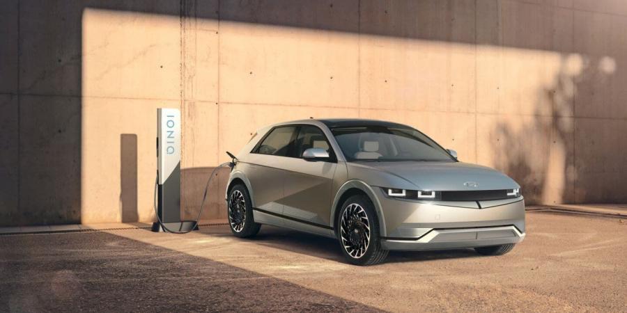 هيونداي تطلق سياراتها الكهربائية IONIQ 5